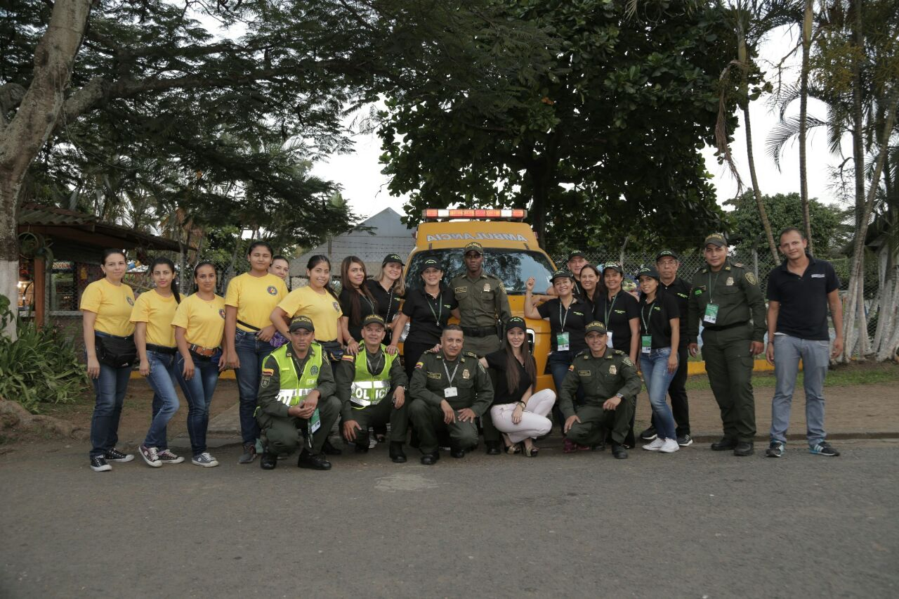 Evento Guardas de seguridad en Cali