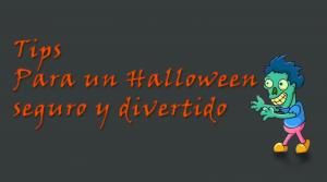 Vídeo: Muchos Tips para un halloween seguro y divertido.