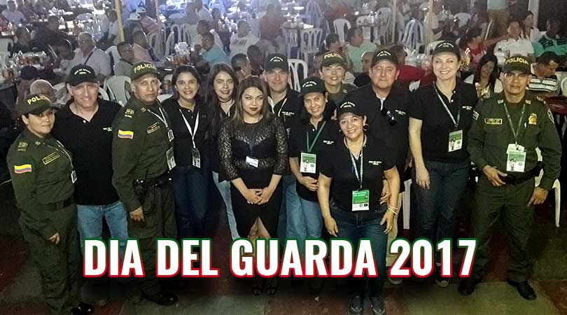 Dia del Guarda 2017 ( Fotos + Resumen )