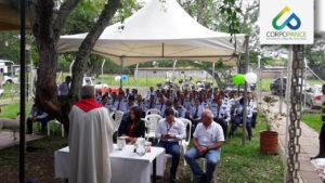 Evento celebración día del guarda de tránsito
