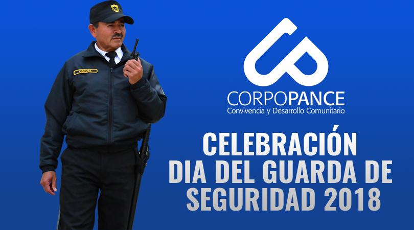 Celebración del día del Guarda de Seguridad 2018