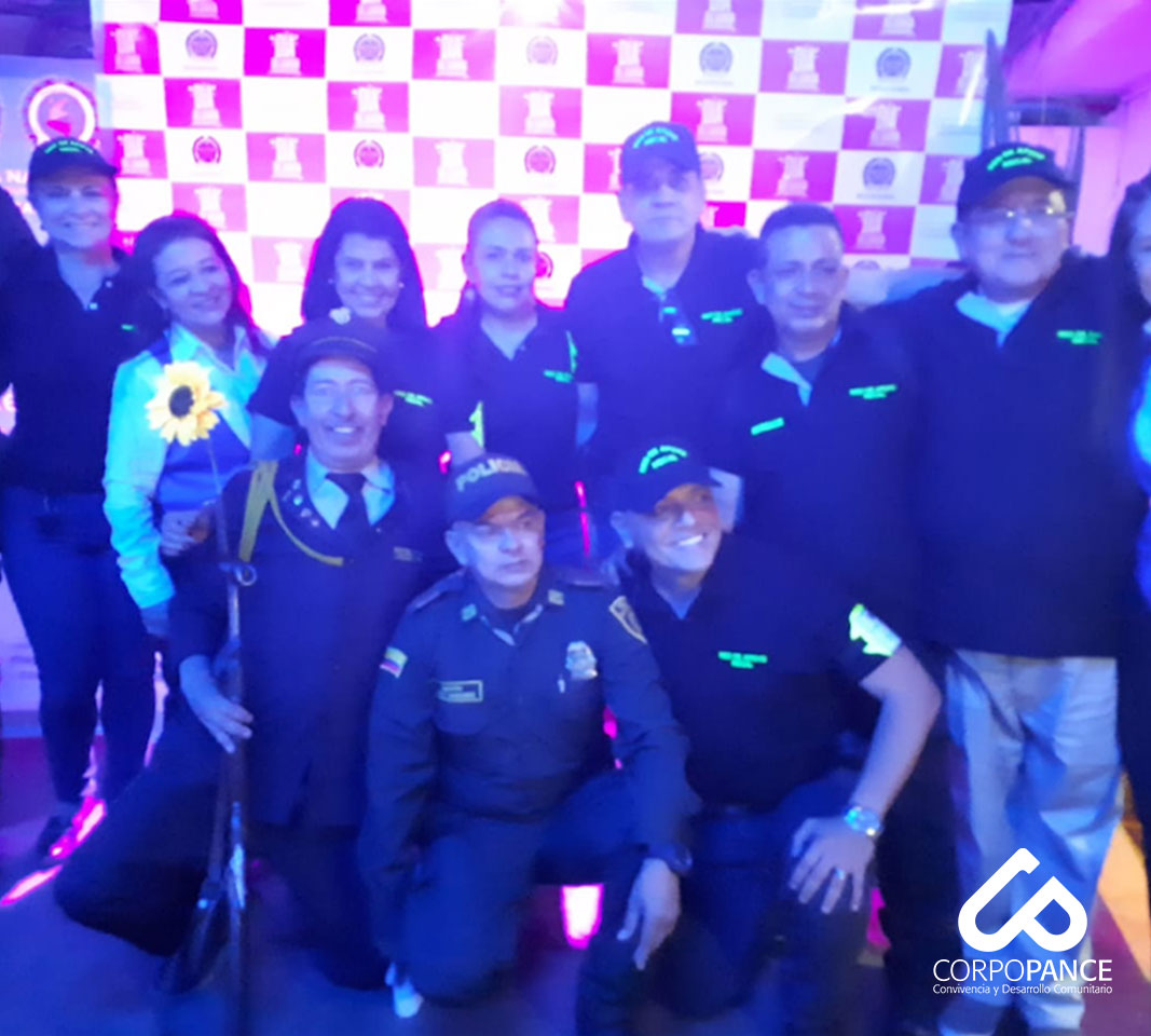 Fotos evento dia del guarda 2018